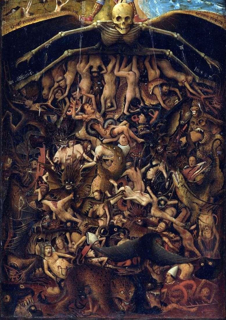 The Last Judgment by Jan van Eyck