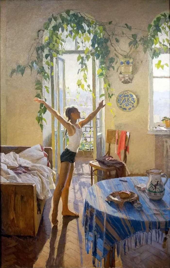Morning by Tatyana Yablonskaya