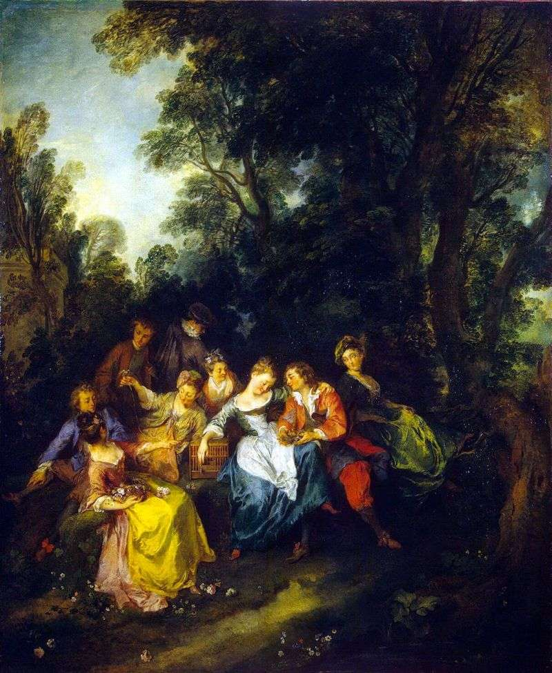 Spring by Nicola Lancre