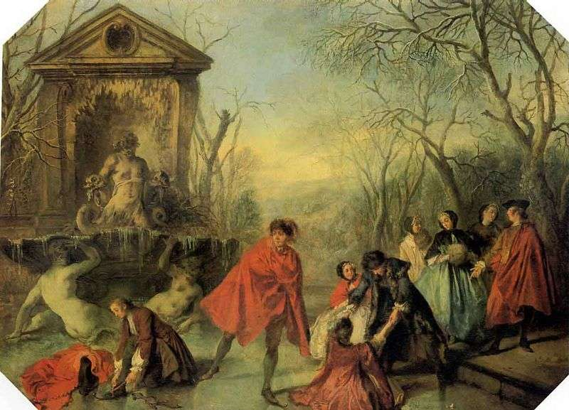 Winter by Nicola Lancre