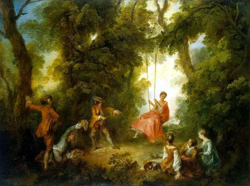Swing by Nicola Lancre