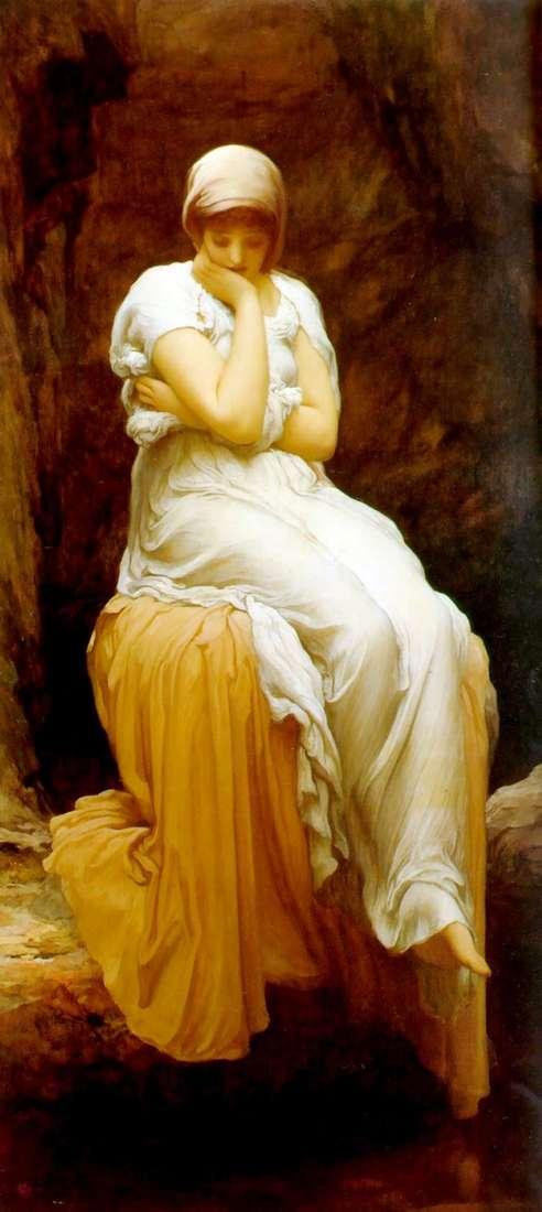 Tears by Frederick Leighton