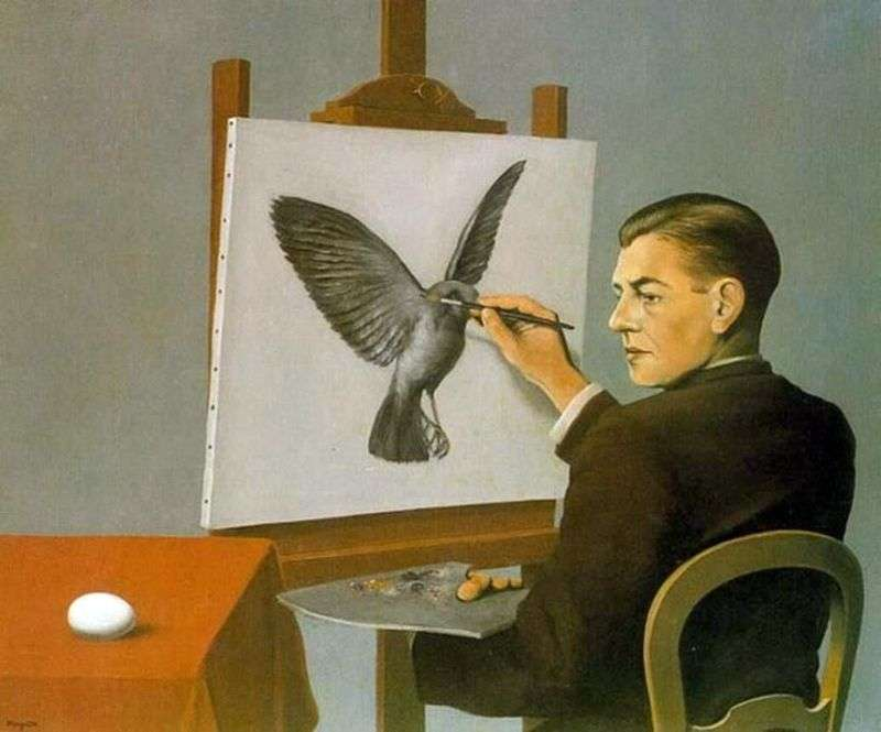 Insight by Rene Magritte