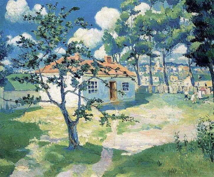 Spring by Kazimir Malevich