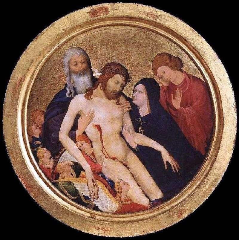 Lamentation of Christ by Jean Maluel