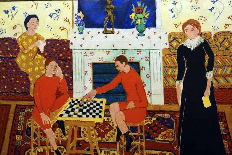 Family Portrait by Henri Matisse