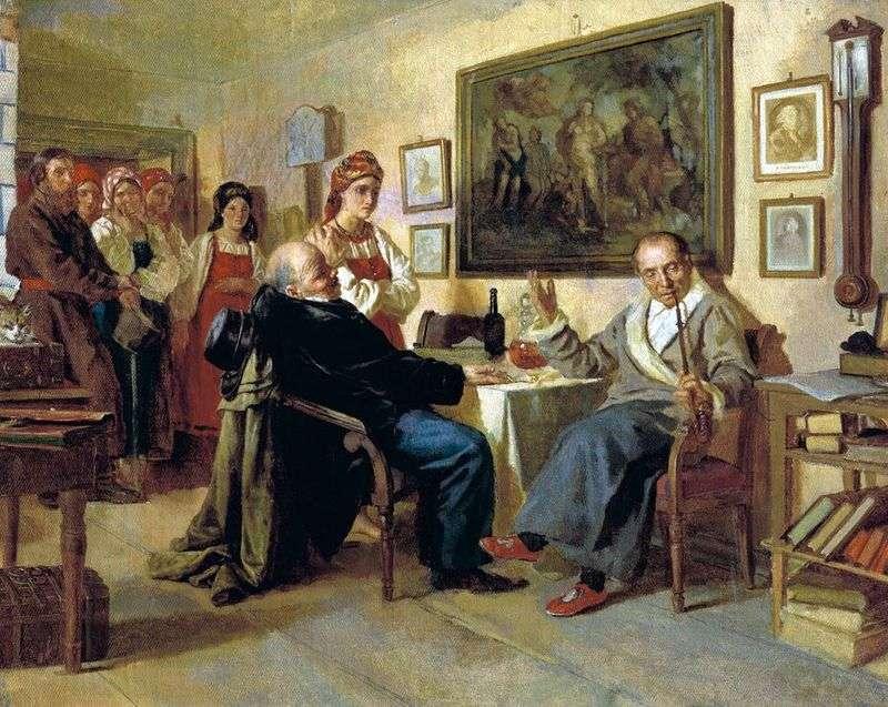 Bargaining by Nikolay Nevrev