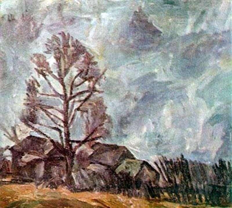 Bare tree by Pavel Nikonov