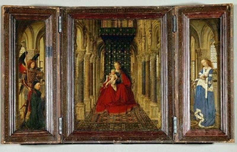 Altar by Jan Van Eyck