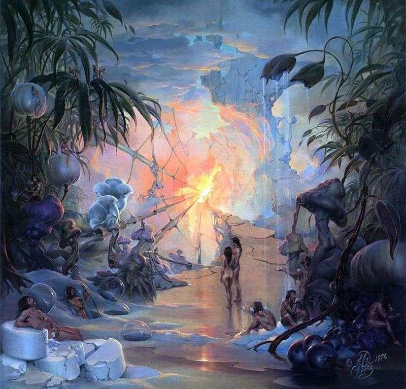 The Temptation of False Gods by John Payter
