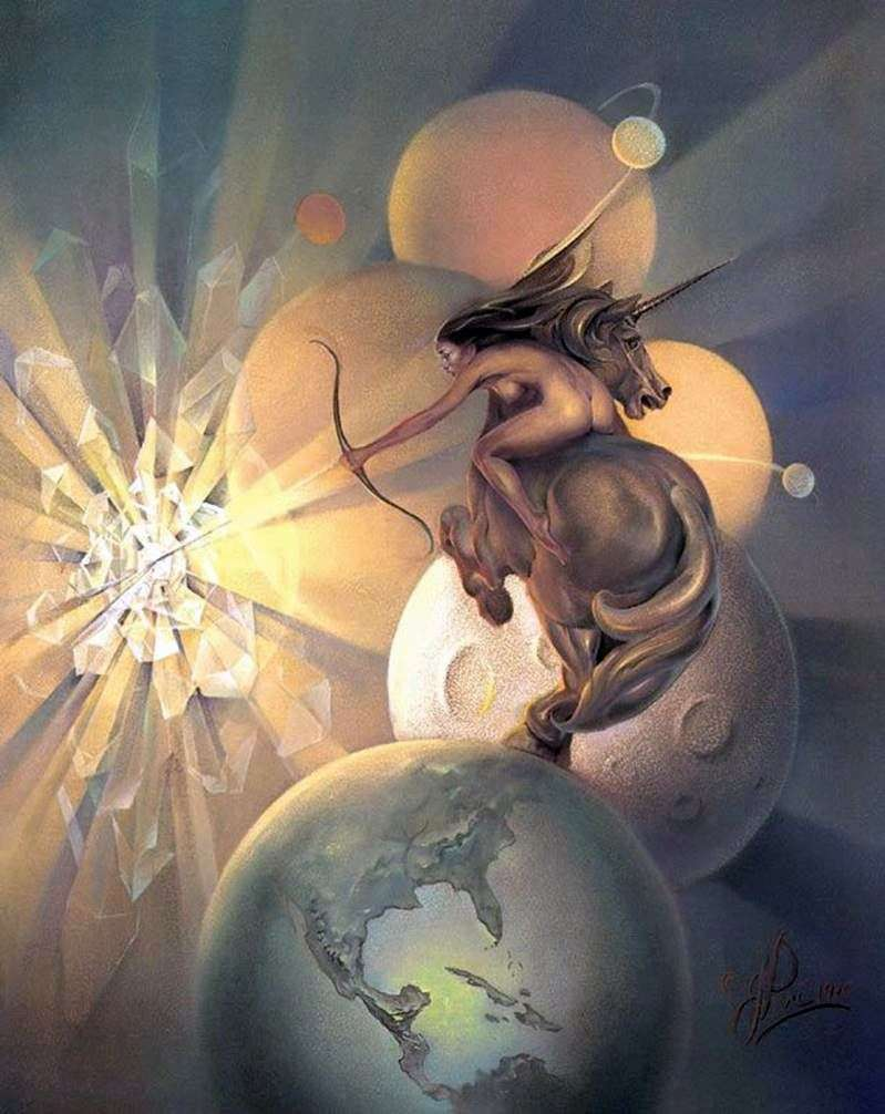 To the Light by John Payter