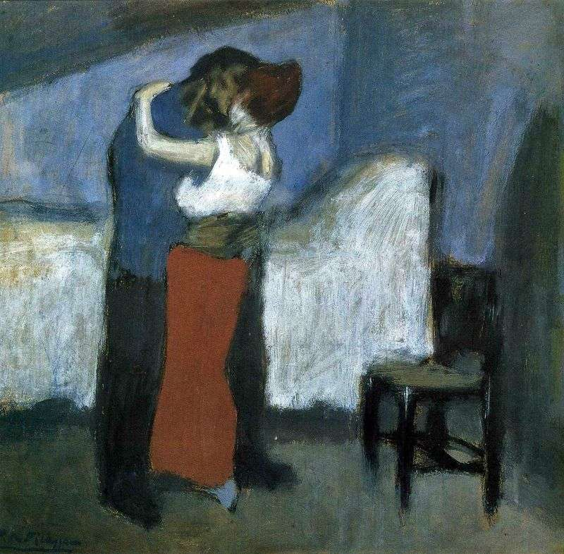 Date by Pablo Picasso