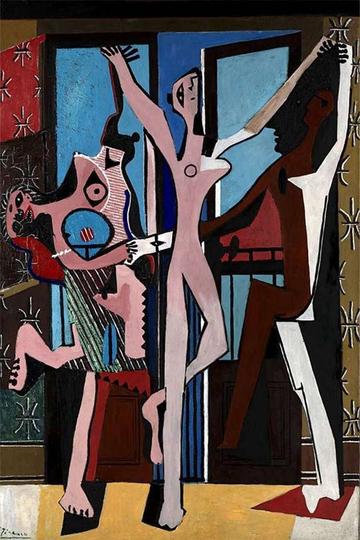 Dance by Pablo Picasso