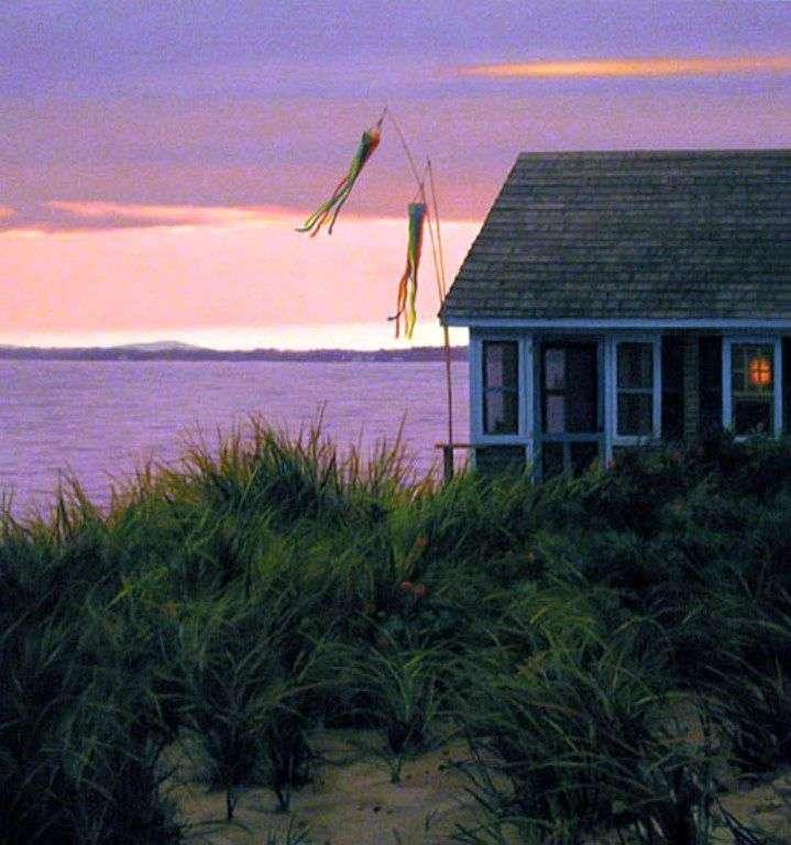Wind at Sunset by Scott Pryor