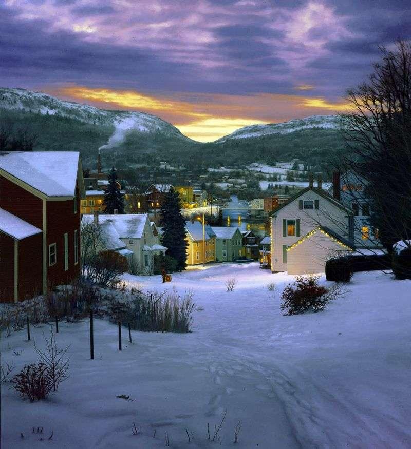 Winter by Scott Pryor