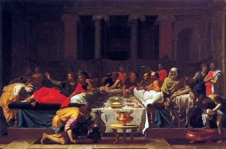 Repentance by Nicolas Poussin