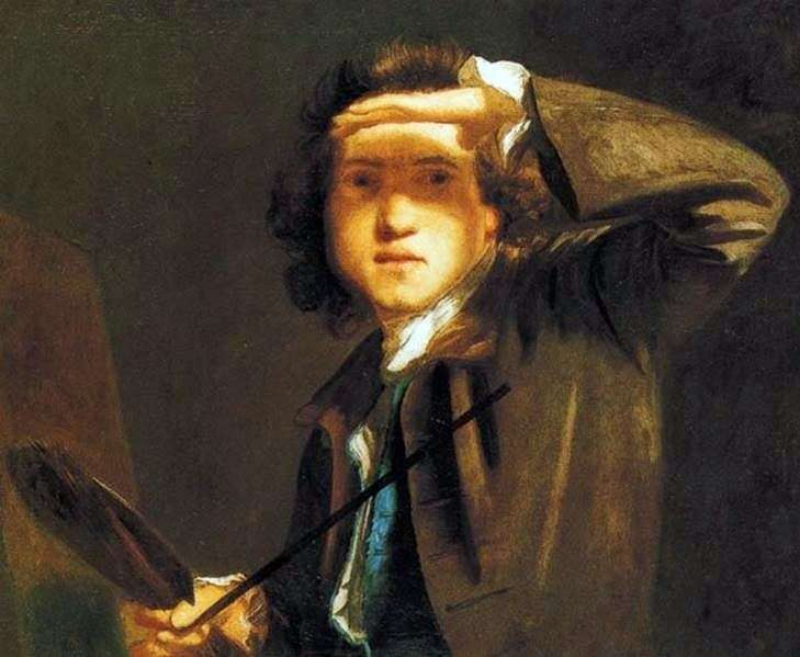 Self Portrait by Joshua Reynolds
