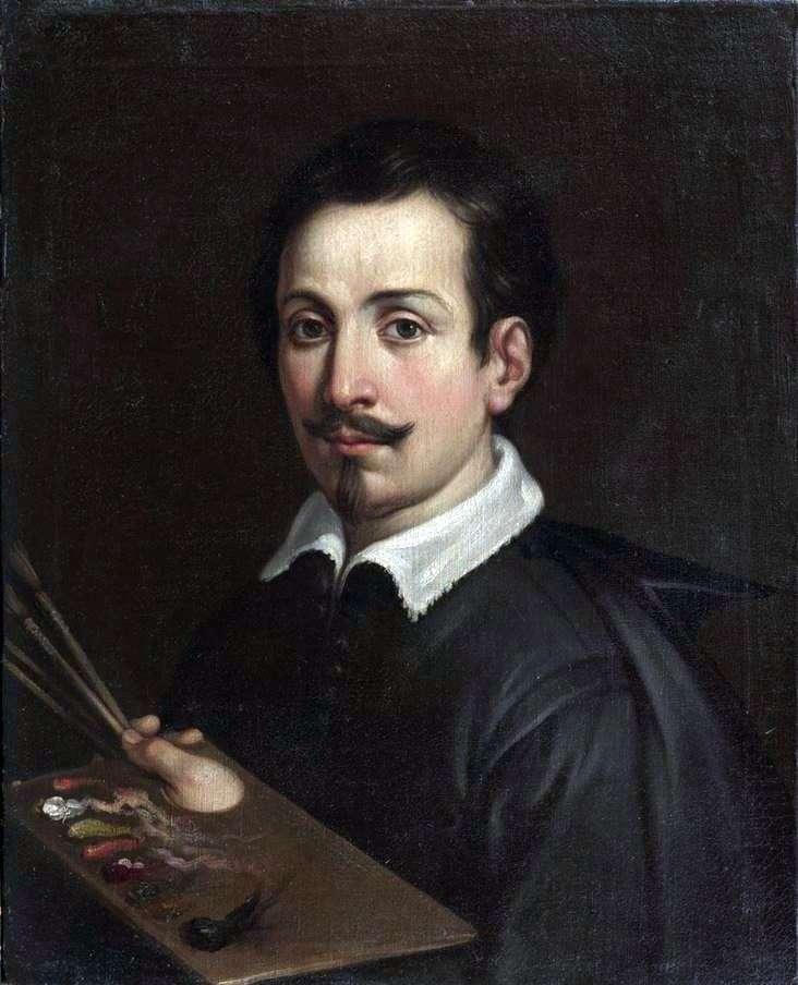 Self Portrait by Guido Reni