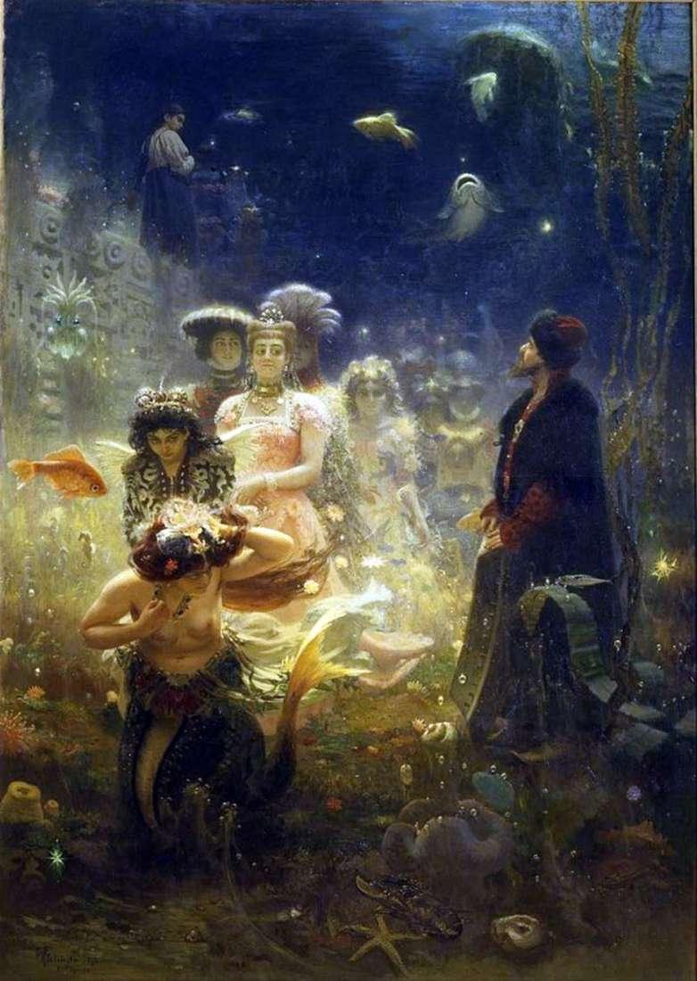 Sadko by Ilya Repin