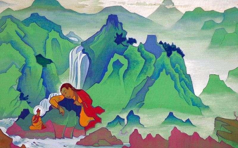 Padma Sambgava by Nicholas Roerich