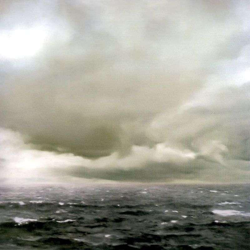 Seascape by Gerhard Richter