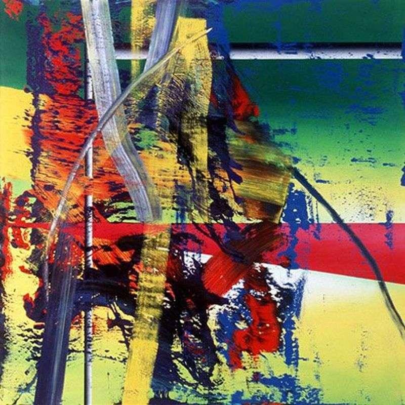 Station by Gerhard Richter