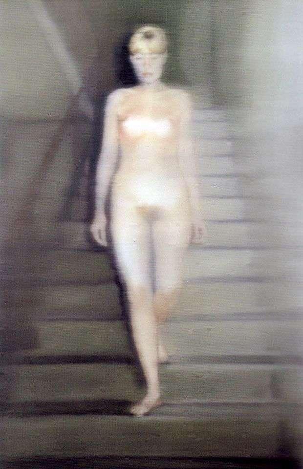 Ema by Gerhard Richter