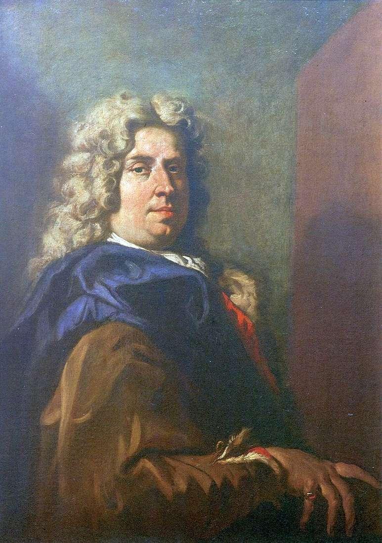 Self Portrait by Sebastian Ricci