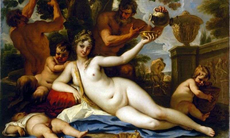 Bacchae and Satires by Sebastiano Ricci