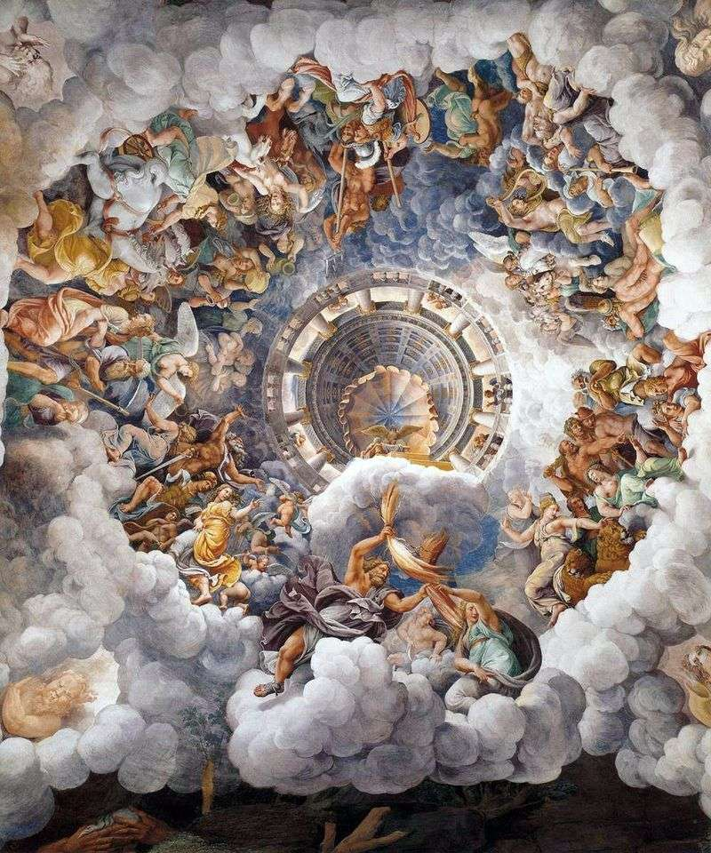 Image result for olympian gods