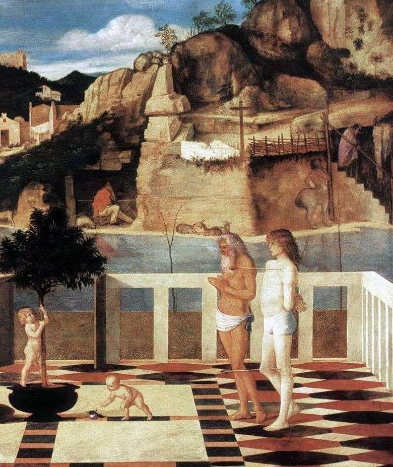 Alegoría del purgatorio   Giovanni Bellini