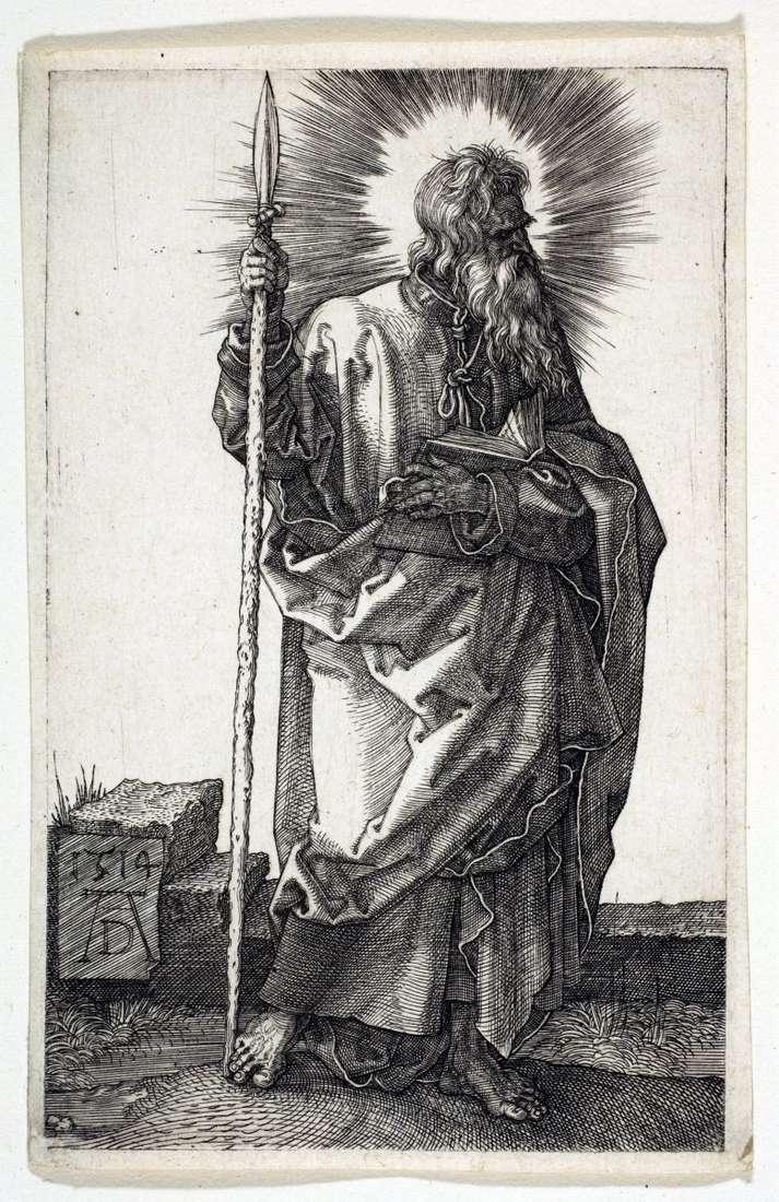 Apóstol   Albrecht Durer