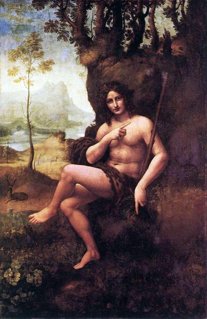 Baco   Leonardo Da Vinci