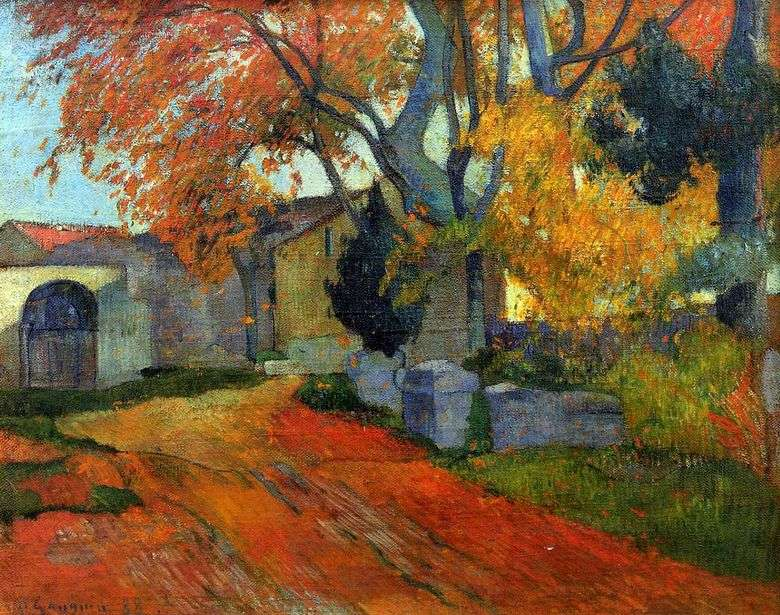 Camino, Arly   Paul Gauguin