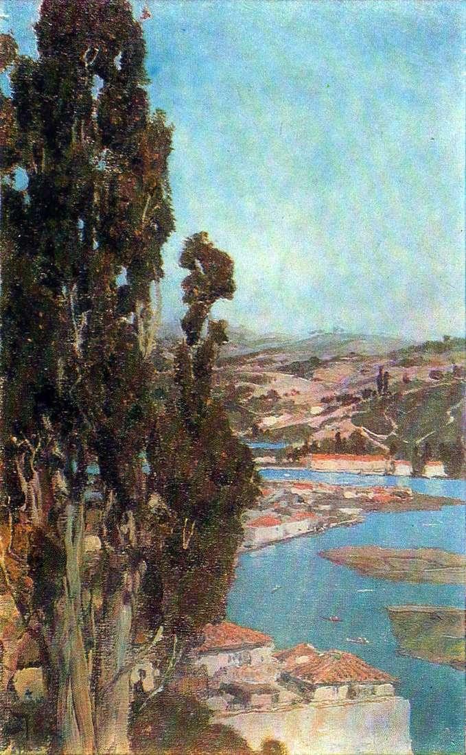 Constantinopla. Cuerno de oro   Vasily Polenov