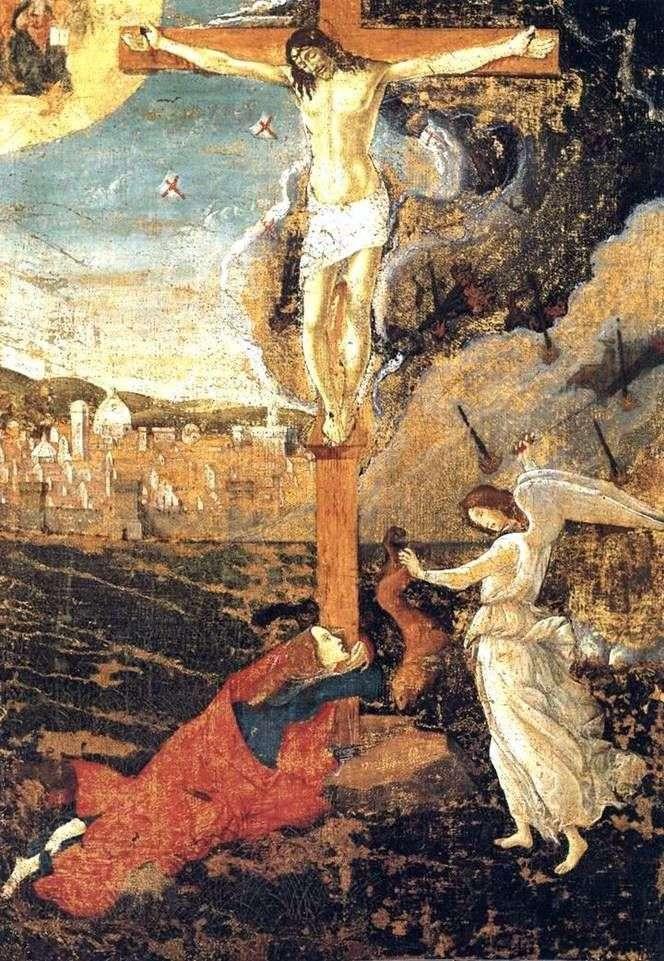 Crucifixión   Sandro Botticelli