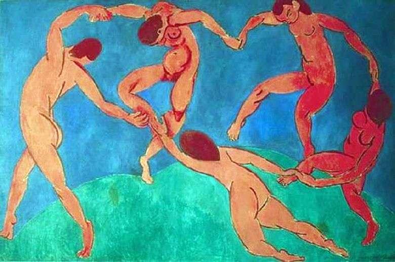Danza   Henri Matisse
