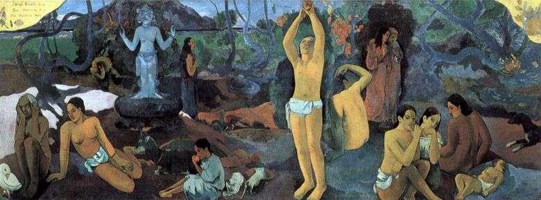 De donde venimos Quienes somos Hacia donde vamos   Paul Gauguin