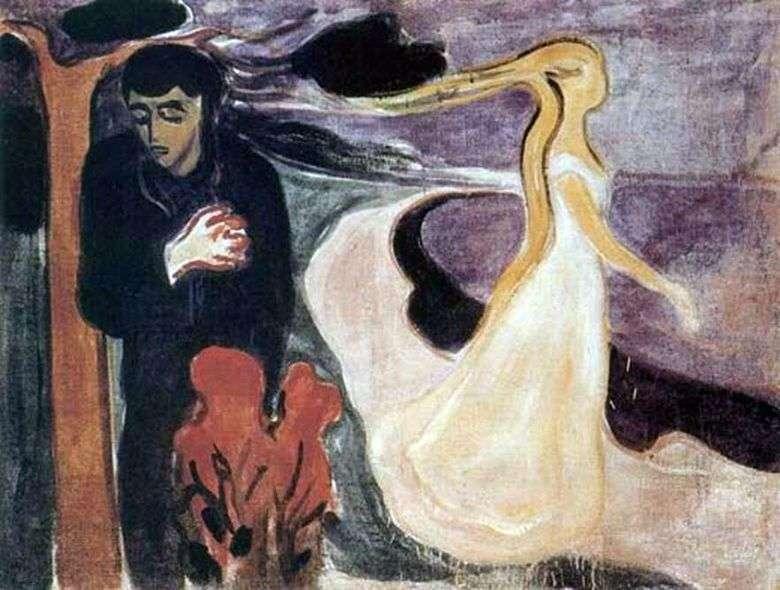 Despedida   Edvard Munch