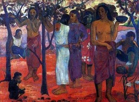 Días hermosos   Paul Gauguin