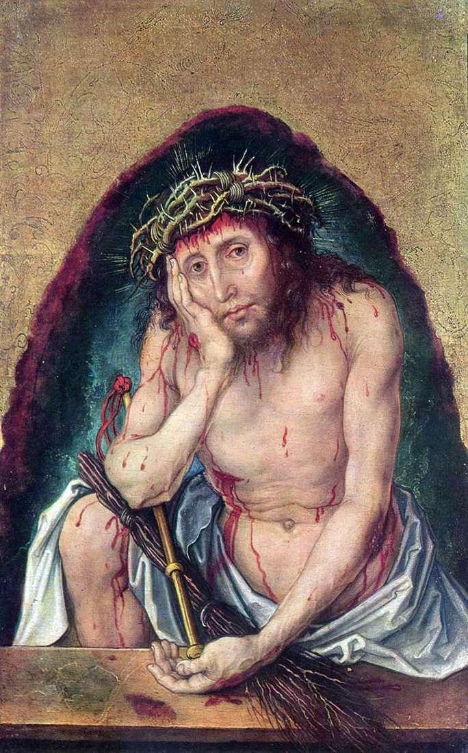 Ecce Homo o He aquí al Hombre!  Albrecht Durer