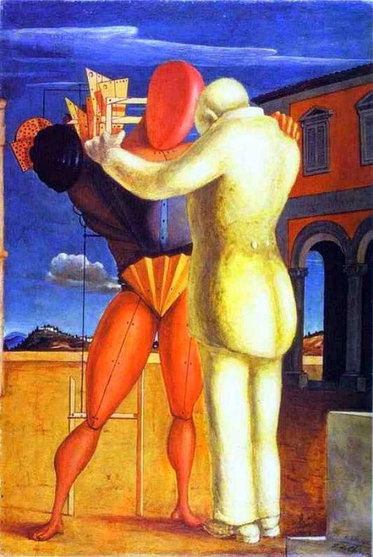 El hijo pródigo   Giorgio de Chirico