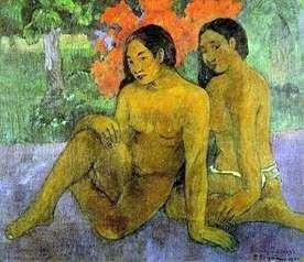 El oro de sus cuerpos   Paul Gauguin