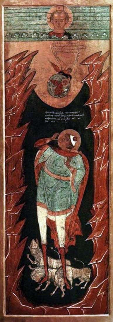 El profeta Daniel en el foso de los leones