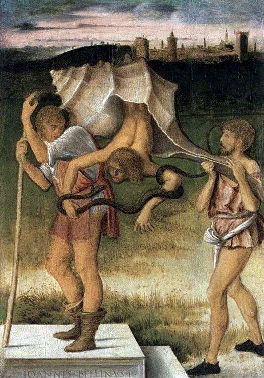 Falsidad o sabiduría   Giovanni Bellini