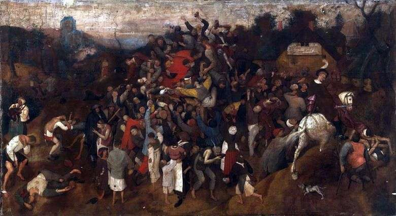 Fiesta de San Martín   Peter Bruegel