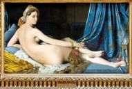Gran Odalisque   Jean Auguste Dominique Ingres
