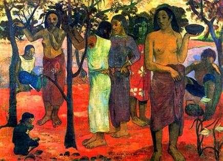 Grandes Días   Paul Gauguin