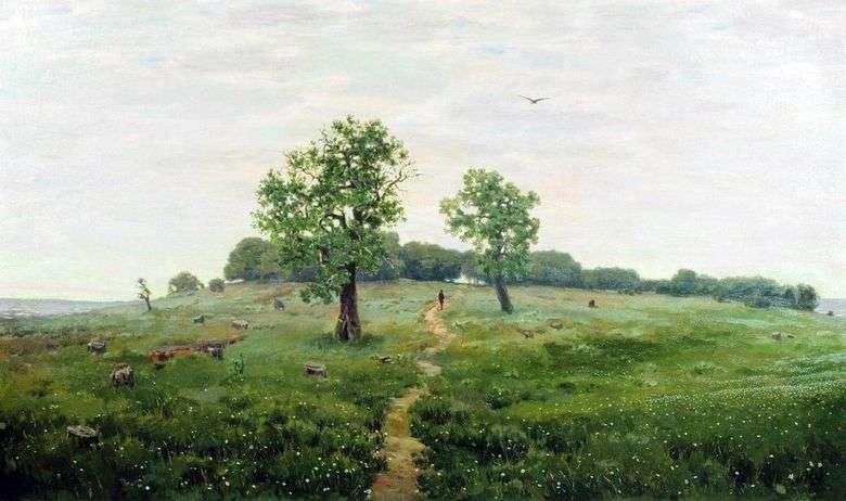 Grey Day (Grey Day)   Apollinary Vasnetsov