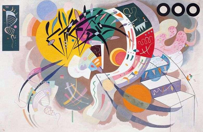 Curva dominante   Vasily Kandinsky
